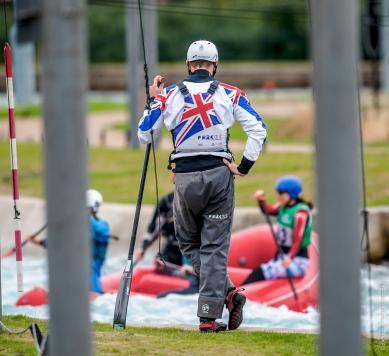 GB Rafting Teams British Open 2016