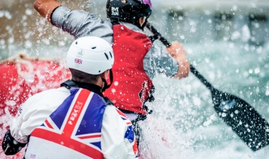 GB rafting