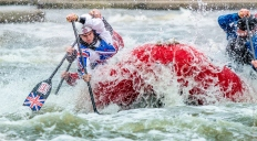 Briitish Rafting Selections Home Pierrepont Nottingham 2016