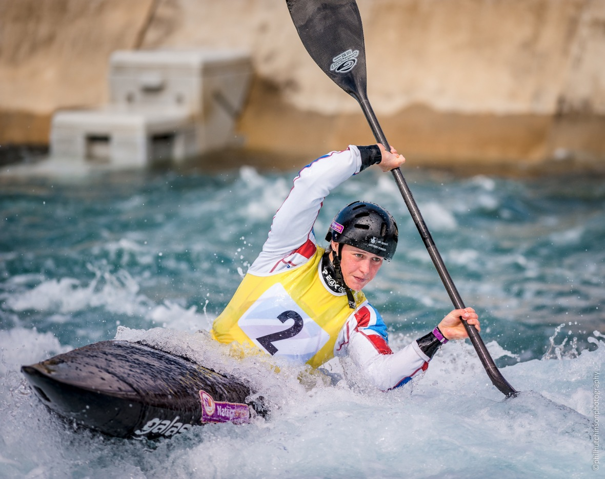 0927 Canoe Slalom 2017 Senior, U23 & Junior Lee Valley White Water centre