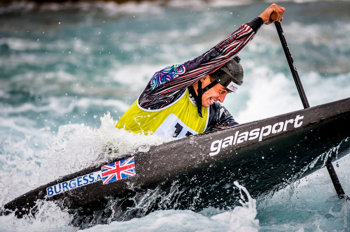 1012 Canoe Slalom 2017 Senior, U23 & Junior Lee Valley White Water centre