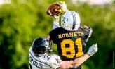 London Hornets vs Kent Exiles BAFANL
