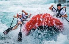 GB Rafting British Open Lee Valley WWC