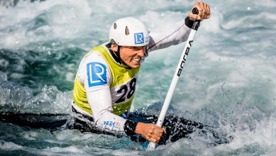 David Florence British Open Finals at Lee Valley WWC 2017