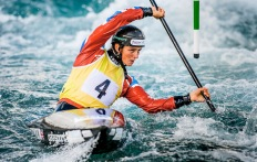 Mallory Franklin British Open Finals at Lee Valley WWC 2017