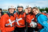 Denmark Ladies Rafting Team at the British Open 2017