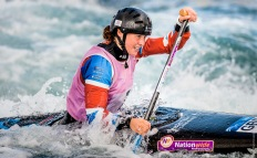 Kimberley Wood British Open Finals at Lee Valley WWC 2017