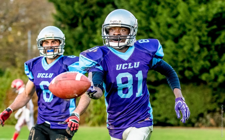 UCL Emperors, City University, British University American Football, BUCS 2A Division South Conference, American Football, Shenley, 2017,