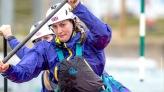 GB Rafting at Lee Valley WWC