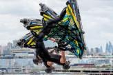 JSRA International & British Freestyle Round 2 Docklands 2 June 2018